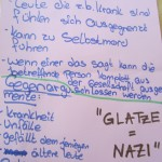 Glatzen sind Nazis