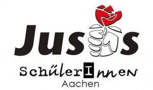 Juso SchülerInnen Aachen Logo